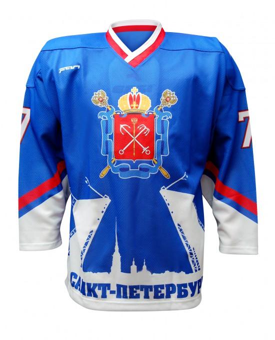 Майки с хоккейной экипировкой под заказ в нижнем новгороде