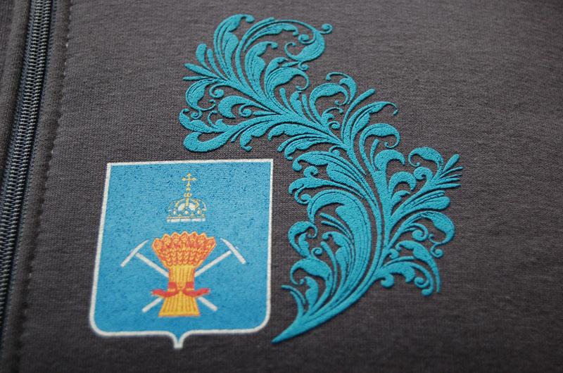Печать на ткани для вышивки