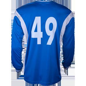 Нанесение номеров, фамилий, логотипов, брендирование 48