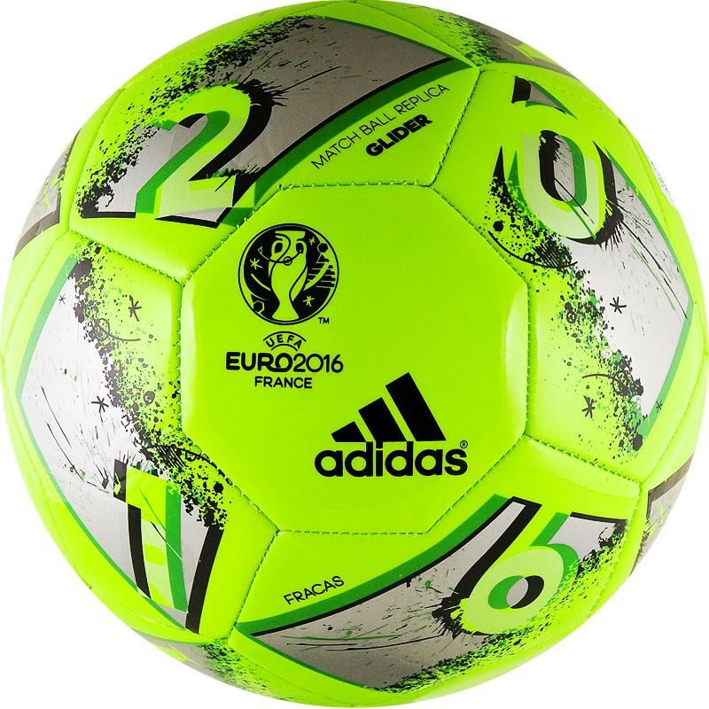 Купить мяч футбольный ADIDAS EURO 2016 Glider для команды на заказ в ... a333328325be0