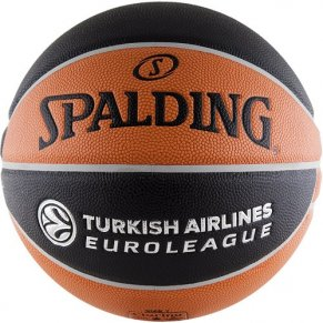 Баскетбольный мяч Spalding TF-1000 Legacy Euroleague Official Ball